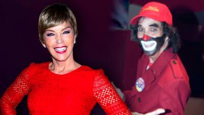 Laura Flores publica una peculiar foto con Cepillín y sin querer le 'consigue' trabajo