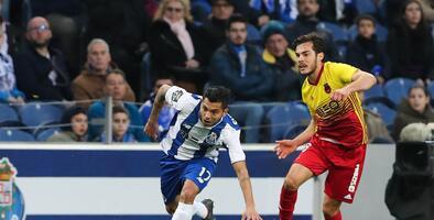 Con Herrera y 'Tecatito', Porto goleó al Río Ave y es nuevo líder en Portugal