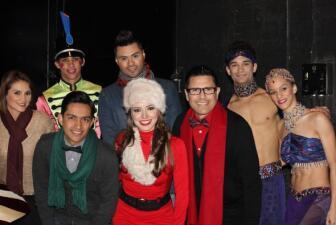 La Navidad llegó a Noticias Univision Arizona