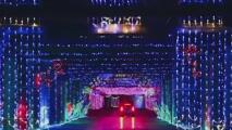 Disfruta la Navidad en familia y de manera segura con este evento en Fort Worth lleno de luces