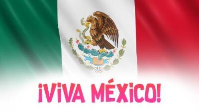 El orgullo de ser mexicano, este 15 de septiembre grita ¡Viva México!