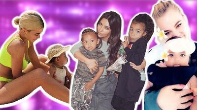 Este es el bebé más fashion del clan Kardashian (y no es el de Kim)