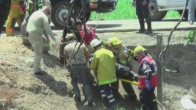 Mueren 8 integrantes de una banda de regional mexicano en un aparatoso accidente en México