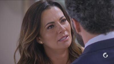 La Taxista | Carolina se aferra al amor de Álvaro