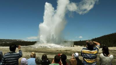 Este géiser en Yellowstone está haciendo erupción con una frecuencia pocas veces vista