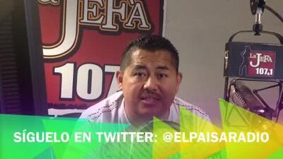 Los Dj's de La Jefa 107.1 responden