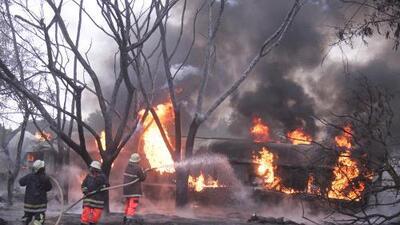 Al menos 60 muertos tras la explosión de un camión cisterna en Tanzania