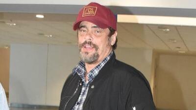 A Benicio del Toro le roban joyas, pasaportes y 17,000 dólares en efectivo en Puerto Rico