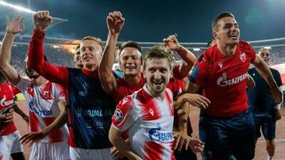 Estrella Roja 1-1 Young Boys – Goles y Resumen – Play off – Vuelta Champions League