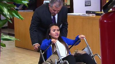 Una discapacidad la hizo víctima de las burlas de su jefe en el trabajo