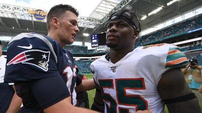 Los Patriots encabezan los Power Rankings TUDN tras la Semana 2