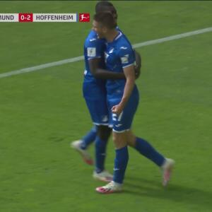 ¡Le rompieron la cintura a Piszczek! Kramarić coloca el 3-0 en una estupenda jugada