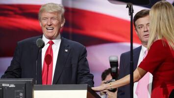 Jefe de la campaña de Trump en 2016 compartió información confidencial con un espía ruso, según reporte