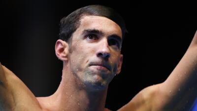Michael Phelps obtiene su boleto a Río 2016 para los 100 metros mariposa