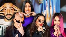 Bad Bunny, Rosalía, Cardi B y más famosos que convirtieron el 'nail art' en su sello personal