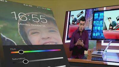Convierta una foto normal a profesional para usar como fondo de pantalla en su celular