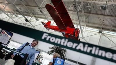 Comienza servicio de aerolínea Frontier en Aeropuerto de Newark con promoción de vuelos desde 15 dólares