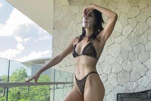 """""""Yo no me meto con el peso de los demás"""": Sandra Echeverría traslada a un disco las críticas a su cuerpo"""