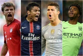 El equipo ideal de la fase de grupos de la Champions League 2015-2016