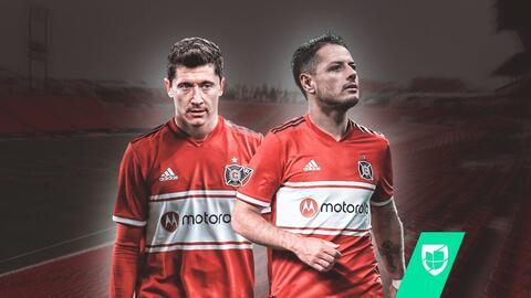 ¿Fantasía o realidad? Ponen a Chicharito y Lewandowski como fichajes 'bomba' de MLS