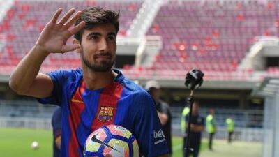 """André Gomes: """"El Barça se adapta a mi personalidad y filosofía de juego"""""""