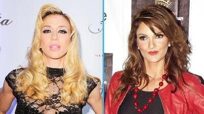 """¡Guerra de divas! Noelia y Mariana Seoane, en disputa por una """"chambita"""""""