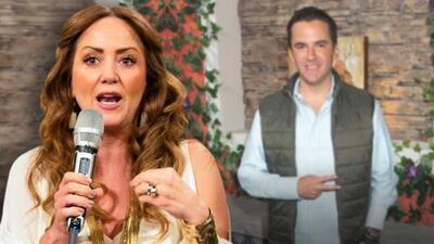 Andrea Legarreta niega ser responsable de la salida de Mauricio Mancera del programa Hoy