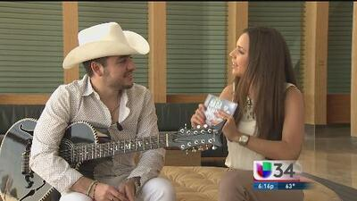 Jorge Valenzuela y su promesa musical
