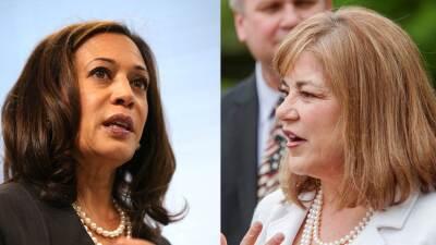 Sánchez y Harris protagonizan la histórica pelea demócrata por un puesto en el Senado de EEUU