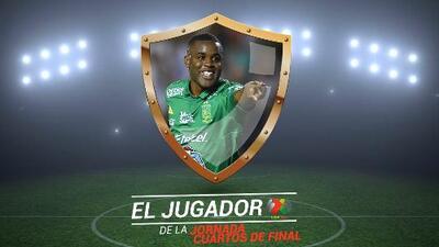 ¡Pura vida! Joel Campbell es el jugador de los Cuartos de Final en la Liga MX