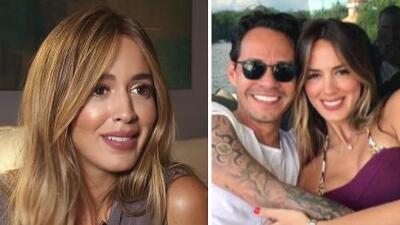Shannon de Lima revela cómo conoció a Marc Anthony y recuerda cómo la conquistó