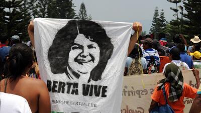 Un empresario, el principal sospechoso de planear el asesinato de la ambientalista hondureña Berta Cáceres