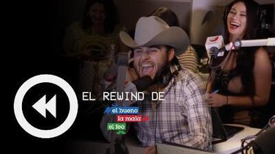 El Rewind de El Bueno, La Mala y El Feo: La boda de Gerardo Ortíz y Carla Medrano