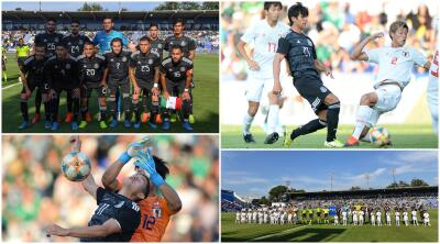 En fotos: El Tri Sub 22 empata sin goles ante Japón en duelo amistoso