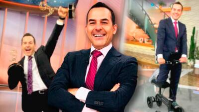 Carlos Calderón celebra un año más de vida: revive los momentos inolvidables de sus 45 años
