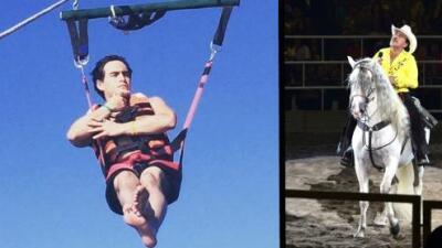 Julián Figueroa, ¿volará como Lady Gaga?