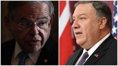 Bob Menéndez envía una carta a Mike Pompeo advirtiendo sobre reelección de Danilo Medina