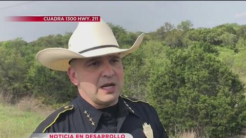 Investigan el hallazgo de un cadáver calcinado las afueras de San Antonio