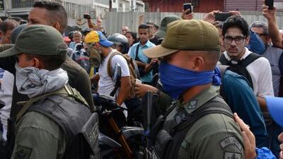 ¿Cuál es la situación de los militares venezolanos que desertaron, tras acusaciones de corrupción contra designados de Guaidó?