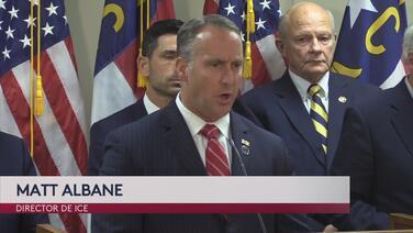 Se extiende polémica ante visita de directivos de ICE y DHS en Carolina del Norte