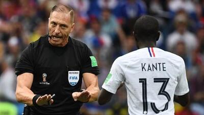 ¡Tiembla Francia! Un argentino pitará la final como en Alemania 2006