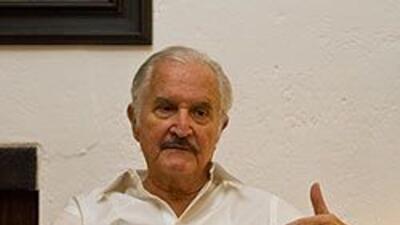 Carlos Fuentes: 'La gran barrera que separa a Estados Unidos y Cuba es una barba'