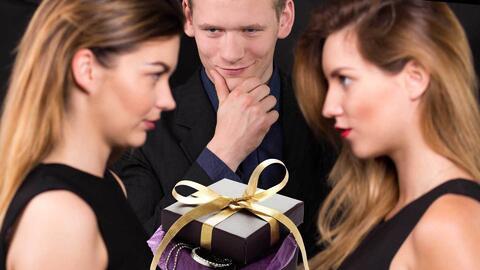 Los regalos que los infieles hacen cuando piensan en sus esposas y amantes