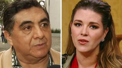 Alicia Machado le dio un consejo a Carlos Bonavides tras la cancelación de su visa