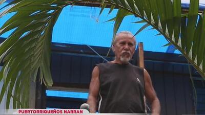 """""""Somos muchos los hijos del muerto"""": puertorriqueños narran su historia de recuperación"""