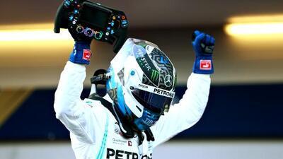 Valtteri Bottas se lleva el GP de Azerbaiyán con otro 1-2 de Mercedes