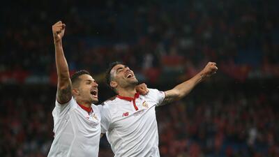 Sevilla vence con claridad al River Plate en primer juego de pretemporada