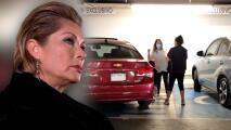 Lety Calderón confronta a mujer embarazada por usar un lugar reservado a discapacitados