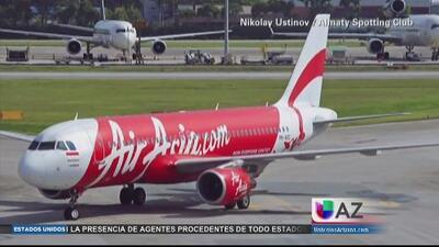 ¿Cómo pudo desaparecer avión de Air Asia?