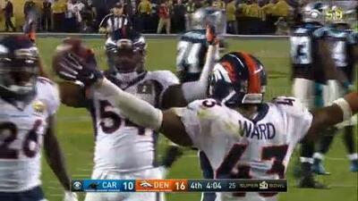 Von Miller es el décimo defensivo en ser MVP del Super Bowl en toda la historia
